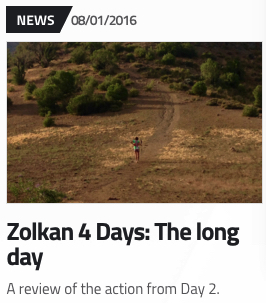 Zolkan 4 Days - Day 2
