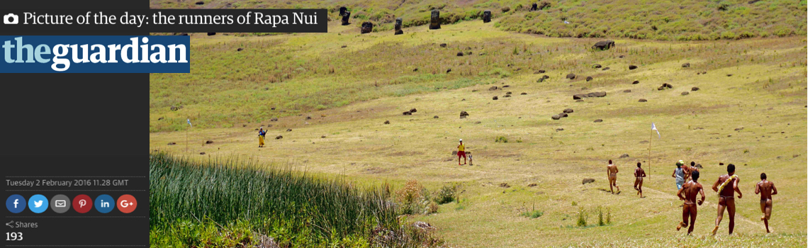 Guardian - Runners of Rapa Nui 1 now!