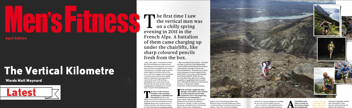 Men's Fitness Vertical KM April 1
